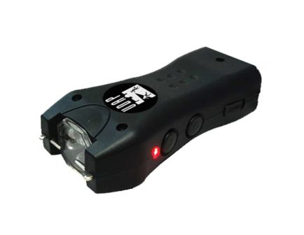 UDAP Industries 950 kV Small Stun Gun w/ Holster and Flashlight, Black - SSG1