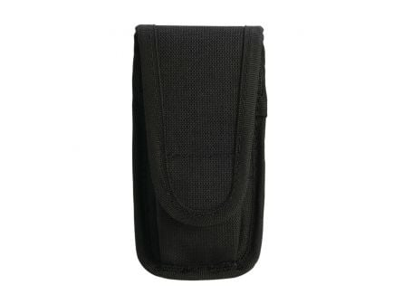 Uncle Mike's Undercover Pistol Magazine Case, 24-1, Textured Black - 8824
