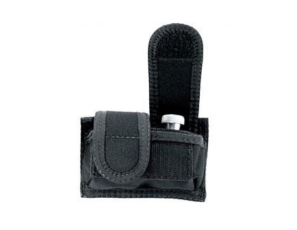 Uncle Mike's Double Speedloader Case, Universal, Textured Black - 8828