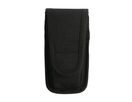 Uncle Mike's Single Magazine Pouch/Knife Case, Universal, Textured Black - 8832