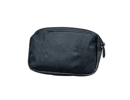 Uncle Mike's All-Purpose Belt Pouch, Universal, Textured Black - 8838