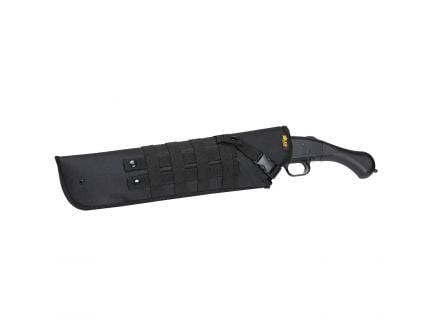 US Peacekeeper Stubby Shotgun Scabbard, Black - P13020