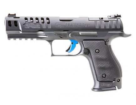 "Walther PPQ Q5 Match 9mm 10rd 5"" Pistol, Steel Frame - 2848902"