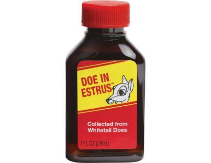 Wildlife Research Attractant Hunting Scent Doe Urine w/ Estrus, 1 oz Bottle - 225