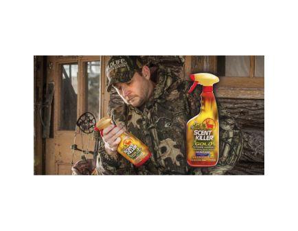 Wildlife Research Scent Killer Autumn Formula Gold Hunting Scent Odor Eliminator, 24 oz Trigger Spray Bottle - 575