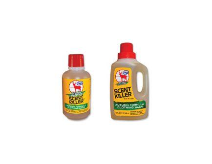 Wildlife Research Scent Killer Autumn Formula Hunting Scent Clothing Wash, 18 oz Bottle - 585