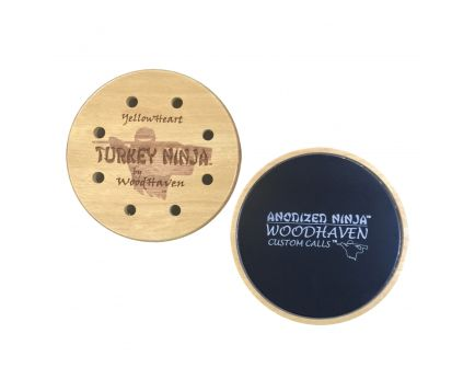 Woodhaven The Anodized Ninja 2018 Turkey Friction Call - WH086