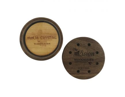 Woodhaven The Ninja Crystal Turkey Friction Call - WH087