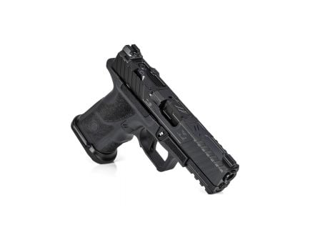 ZevTech OZ-9C Compact 9mm Pistol w/ Night Sight, Blk - OZ9C-CPT-B-B-NS
