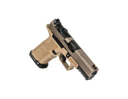 "ZevTech OZ-9C Compact 4.03"" 9mm Pistol, FDE - OZ9C-X-CPT-FDE-B"