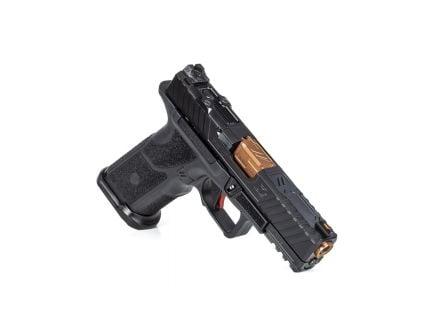 ZevTech OZ-9C Compact 9mm Pistol, Black/Bronze - OZ9C-X-CPT-B-BRZ