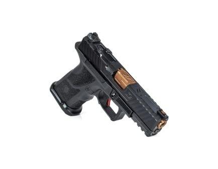 ZevTech OZ-9C Compact 9mm Pistol, Black/Bronze - OZ9C-CPT-B-BRZ