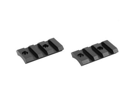 Burris XTR Tactical Steel 2 Piece Base fit Savage Long & Short Round Rear, Matte Finish - 410615