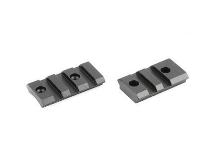 Burris XTR Tactical Steel 2 Piece Base fits Savage Short & Long Flat, Matte Finish - 410620