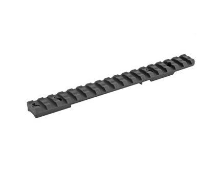Burris Xtreme Tactical 1 Piece Base fits Savage SA, Matte Finish - 410661