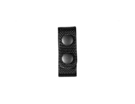 "Bianchi Model 8006 Nylon PatrolTek 1"" Belt Keeper, Black - 31304"