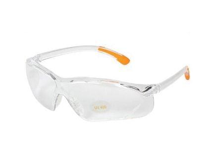 Allen Shooting Glasses, Clear/Orange Finish - 22753