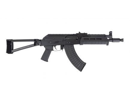 PSA AK-P GF3 MOE Triangle Side Folding Pistol, Black