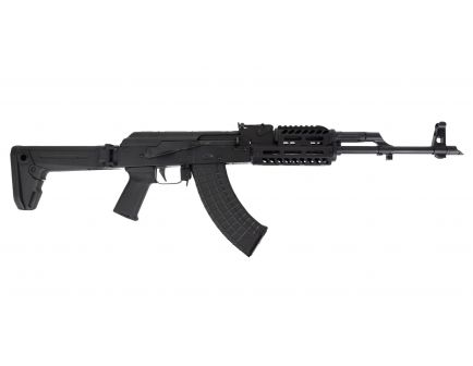 """PSA AK47 GF3 Forged """"MOEkov"""" Railed ALG Rifle, Black"""