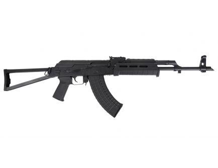 PSA AK47 GF3 Forged MOE Triangle Side Folding Rifle, Black