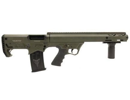 Black Aces Tactical Bullpup 12 GA Shotgun Green BATBPPGRN