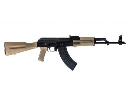 PSAK-47 GF3 Forged Classic Polymer Rifle, Flat Dark Earth (No Cleaning Rod) - 5165450378