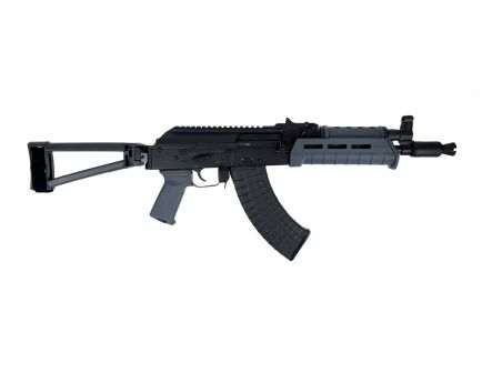 PSA AK-P GF3 MOE Triangle Side Folding Pistol , Gray