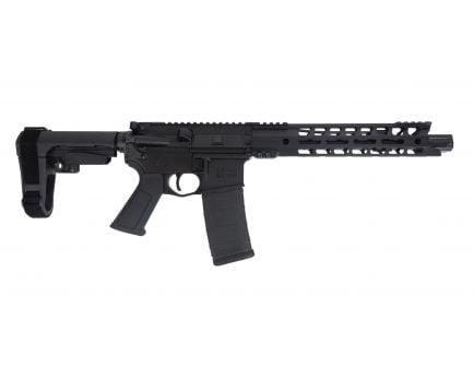 "LSA Grunt AR-15 Pistol .223 Wylde w/ 11"" Handguard, Black"