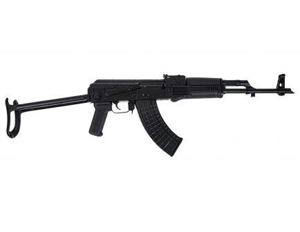 PSAK-47 GF3 Forged Classic Under Folder Polymer Rifle, Black