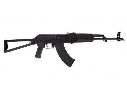 PSA AK47 GF3 Forged Classic Triangle Side Folding Rifle, Plum