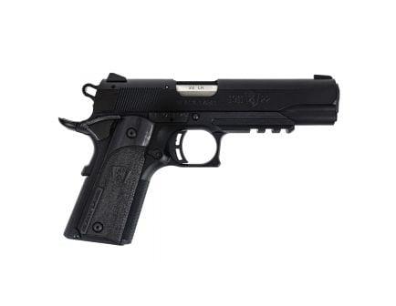 Browning 1911-22 Black Label Full Size .22lr Pistol w/ Rail, Matte - 051816490
