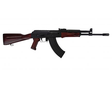PSAK-47 GF5-E with ALG Trigger and Toolcraft Trunnion and Bolt, Redwood with Cheese Grater