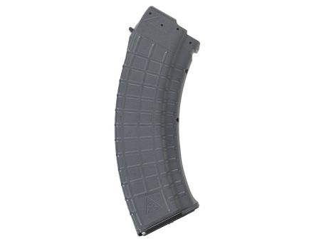 PSA AK-47 30RD WAFFLE PATTERN MAGAZINE, Grey
