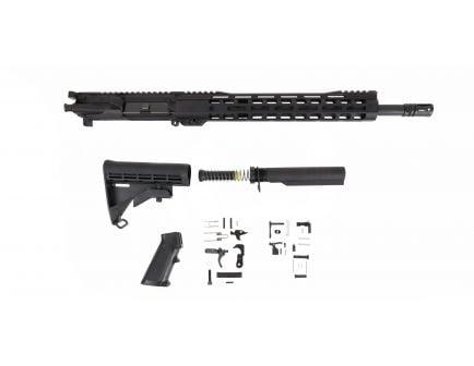 "PSA 16"" Pistol-Length 300AAC Blackout 1/8 Phosphate 13.5"" Lightweight M-Lok Classic Rifle Kit"