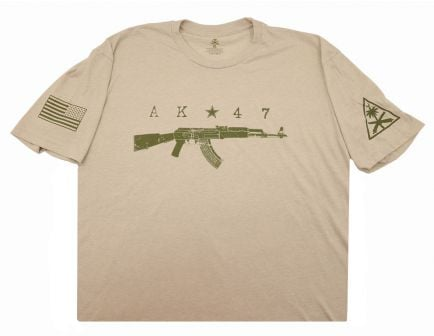 PSA Custom AK-47 Tee, Sand