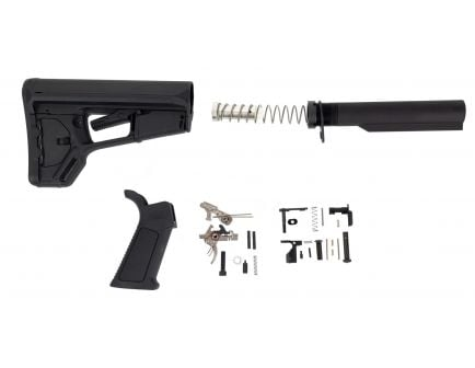 PSA PA10 ACS-L 2-Stage Lower Build Kit With Over Mold Grip