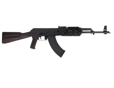 PSAK-47 GF3 Forged Classic Polymer Railed Rifle, Plum
