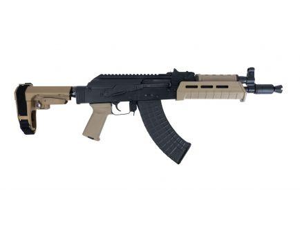 PSA AK-P MOE SBA3 Pistol, FDE