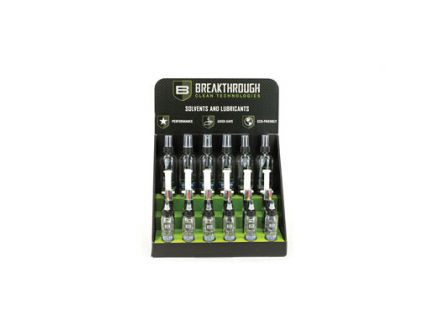Breakthrough Clean Technologies Solvents & Lubricants, 30 Piece Counter Display - BT-DSPL-CNTR