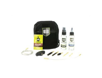 Breakthrough Clean Technologies Quick Weapon Improved Cleaning Kit w/ Velcro Front Soft Case - BT-QWIC-MIL-BLK