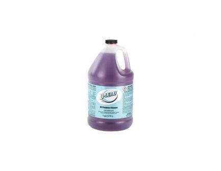 D-Lead Liquid All Purpose Concentrated Cleaner, Four 1-Gallon Bottles per Case - 3102ES-4