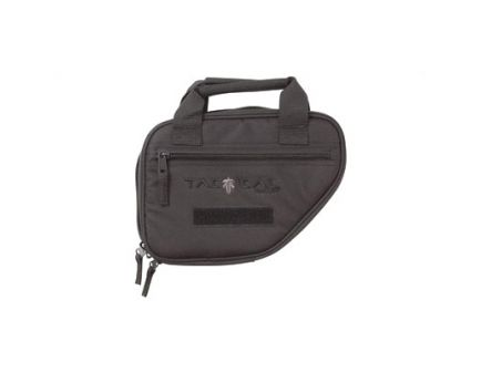 "Allen Battalion 9""x7"" Single Pistol Case, Black Polyester w/ Lockable Zippers - 10940"