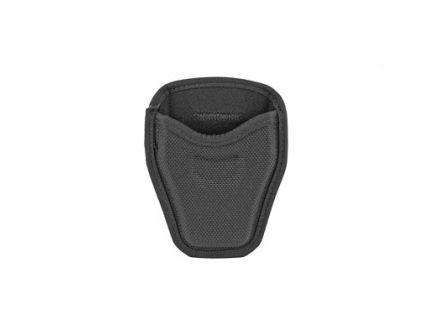 Bianchi 7334 Nylon Open Top Handcuff Case, Black - 22964