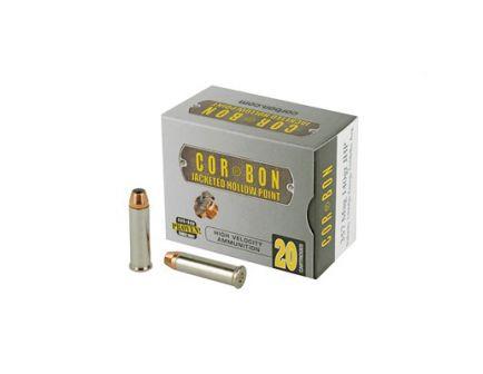 CorBon Self Defense 357 Mag Ammo 140 Grain JHP, 20 rds/box - 357140