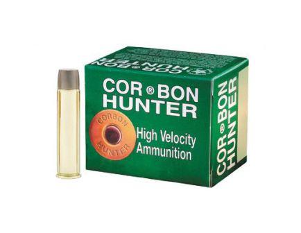CorBon Hunting 460 S&W Ammo 395 Grain Hard Cast, 20 rds/box - 460SW395