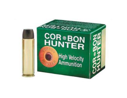 CorBon Hunting 500 S&W Ammo 440 Grain Hard Cast, 12 rds/box - 500SW440H