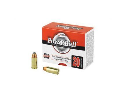 CorBon Pow'rBall 32 ACP Ammo 55 Grain Polymer-Tipped, 20 rds/box - PB3255