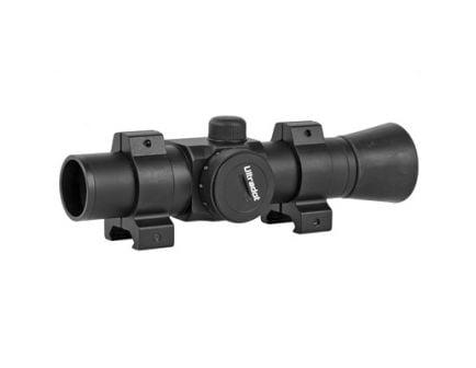 Ultradot 2 MOA Red Dot Gen 2 Fits 25mm Tube, Black Matte - UD25B G2