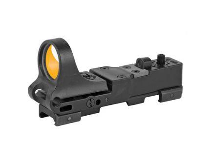 C-More Systems Railway Standard 4 MOA Red Dot Sight, Black - RWB-4