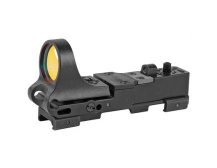 C-More Systems Railway Standard 8 MOA Red Dot Sight, Black - RWB-8
